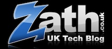 Zath Technology Blog (UK), Hi-Tech Gadgets & Games, News & Review