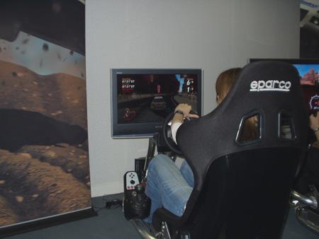 Sega Rally - Arcade Pod