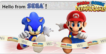 Mario and Sonic at the Olympic Games (2008) - Bloggers' Preview Event