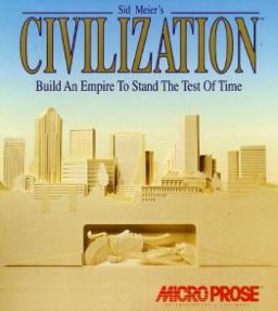 Civilization Box Art