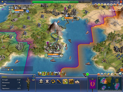 Civilization 4 Screenshot