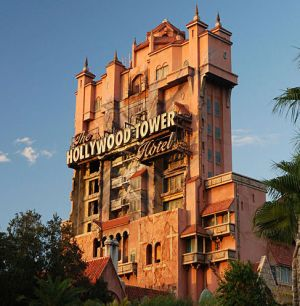 Disney Tower of Terror Ride