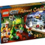 Lego Advent Calendar – The Lego Christmas Countdown! (City/Kingdoms/Pirates)