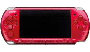 sony-psp-3000-red