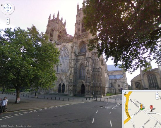 google-streetview-uk-york-minster
