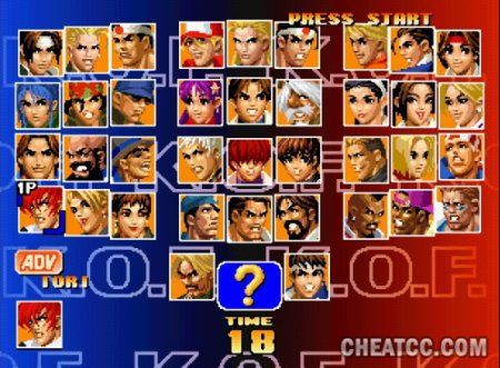 king-of-fighters-collection-screenshot-1