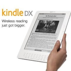 Amazon Kindle DX Preview