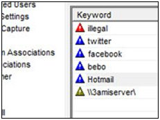 keyword-logging-security-system