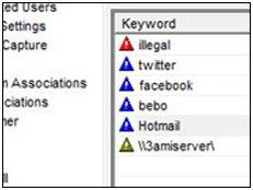 keyword-logging-security-system