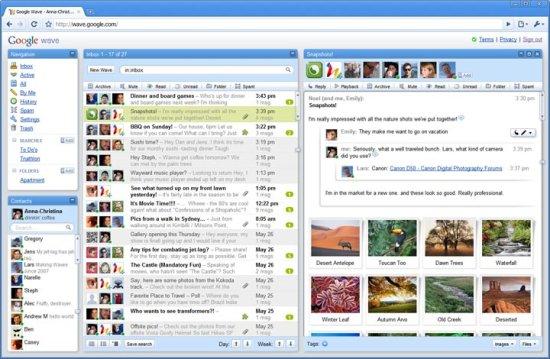 google-wave-screenshot