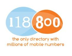 800 phone number directory template