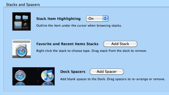 docker-stacks-and-spacers-option-window-screenshot