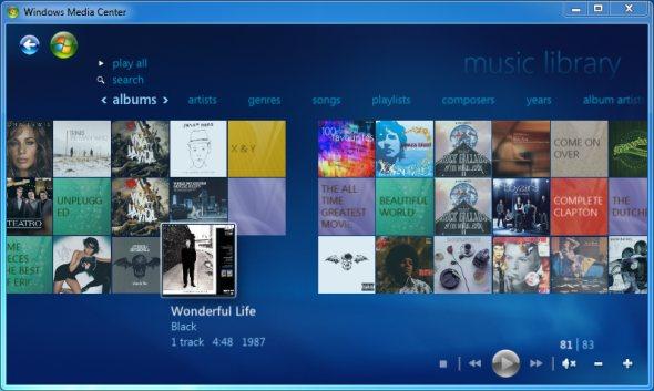 windows-7-media-center-album-view