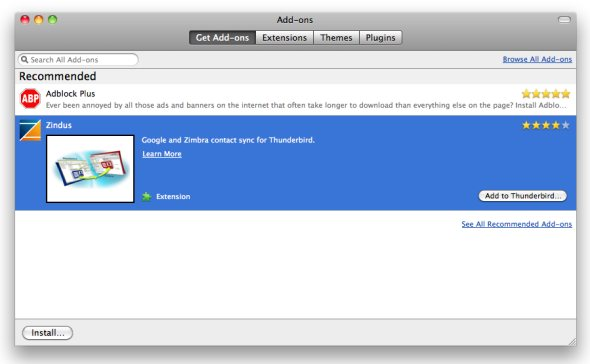 thunderbird-3-rc-addons-screenshot