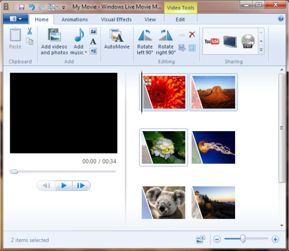 windows-live-essentials-movie-maker-ribbon-home-screenshot