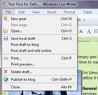 windows-live-essentials-writer-publish-draft-menu-screenshot
