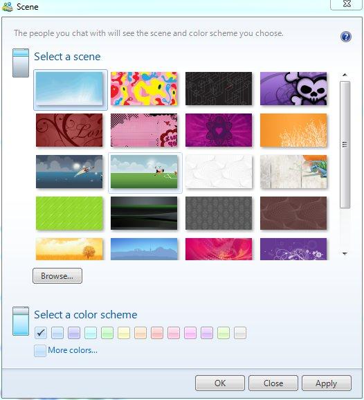 windows-live-messenger-theme-scene-screenshot