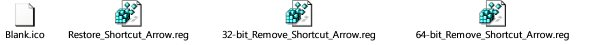 windows-7-remove-shortcut-arrow-files