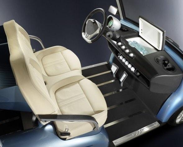 garia lsv concept car a road legal golf buggy zath. Black Bedroom Furniture Sets. Home Design Ideas