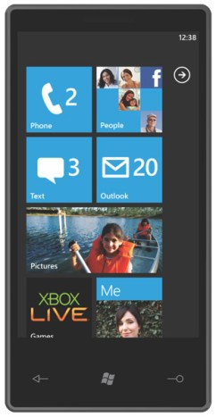 Windows Phone 7 Preview