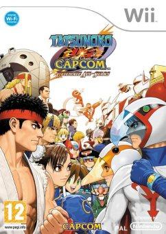 Tatsunoko vs Capcom Review (Wii)