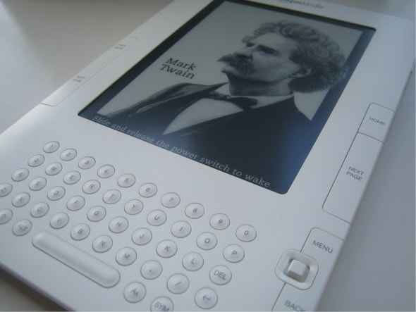 amazon-kindle-2-mark-twain