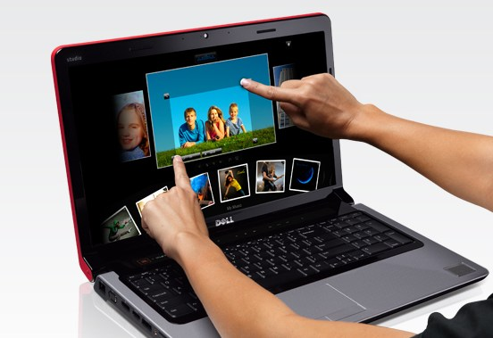 dell-studio-17-laptop-multi-touch-screen-fingers-two-arms