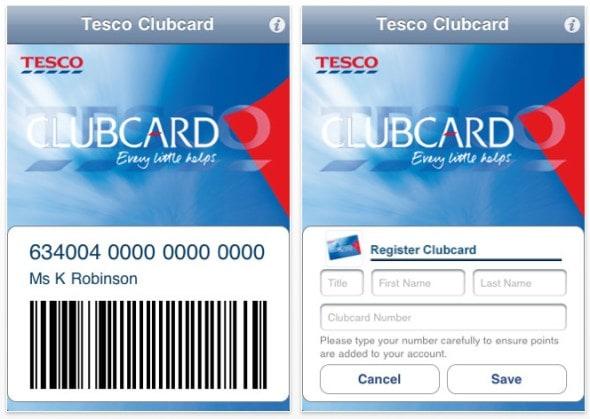 Tesco first online shop voucher