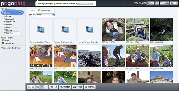 pogoplug-online-streaming-software-screenshot
