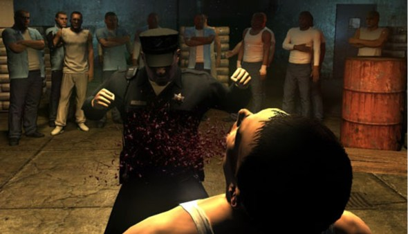 prison-break-conspiracy-guard-fight-screenshot