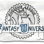 Fantasy University Preview (Facebook Game)