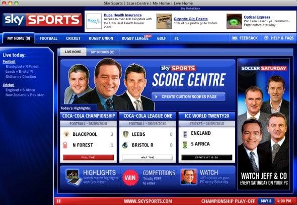 mozilla-prism-sky-sports-score-centre-desktop-app-screenshot