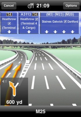 navigon-mobile-navigator-iphone-app-m25-junction-exit-screenshot