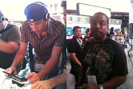 e3-celebrities-zac-levi-levar-burton-playing-video-games