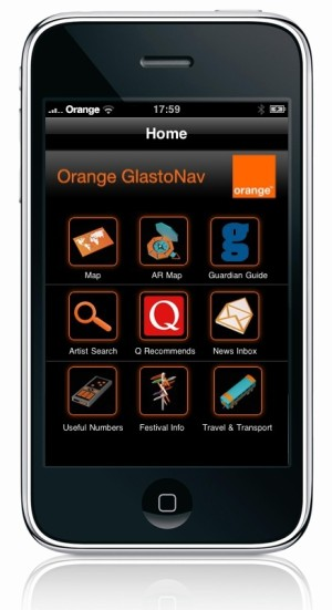 orange-glastonav-iphone-app-screenshot