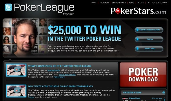 pokerstars-twitter-poker-league-webpage-screenshot