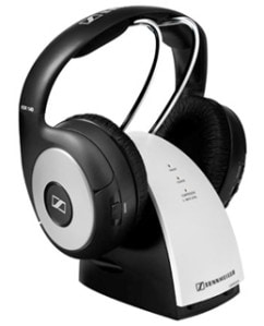 Sennheiser RS140 Wireless Headphones Review