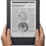 New Amazon Kindle DX 'Graphite' With Lower Price Announced