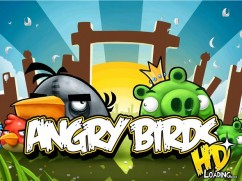 Angry Birds HD iPad Game App Review