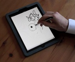 Apple iPad Stylus Input Device - Pressure Sensitive Drawing Possible?