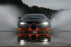 bugatti-veyron-super-sports-car-front-view