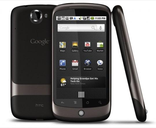 Google Nexus One Review (UK)