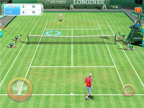 real tennis hd game