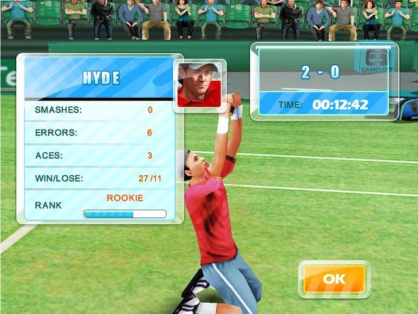 real tennis hd win