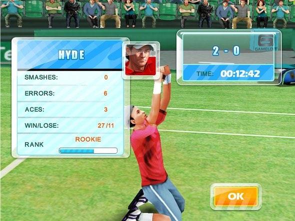 real tennis hd win