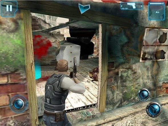 zombie infection kill 1