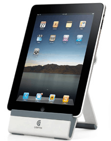 A-Frame iPad Stand