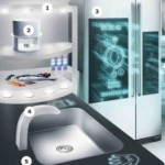 Hi-Tech Smart Kitchen Of The Future Unveiled By IKEA (Concept)