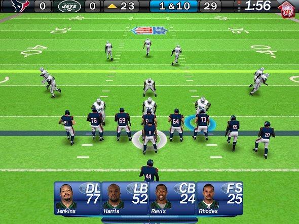 nfl-2010-ipad-gameplay