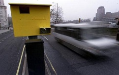 road-speed-camera-yellow